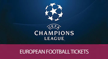 European Football Tickets