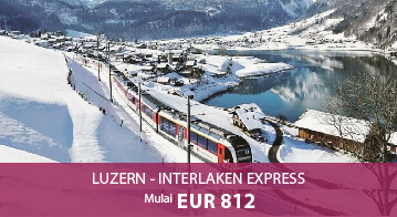 Luzern - Interlaken Express