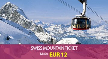 Swiss Mountain Ticket