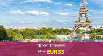 Ticket Eiffel
