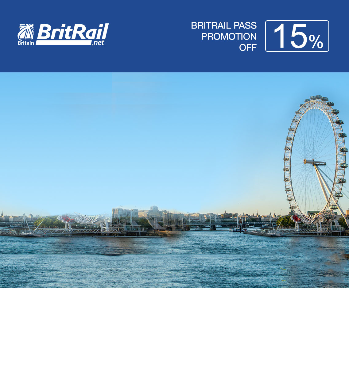 BritRail Pass Promotion